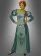 Prinzessin Fiona Deluxe Kostüm mit Perücke