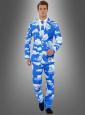 Clouds Funny Suit