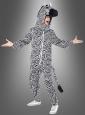 Zebra Kostüm für Damen und Herren