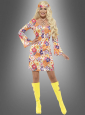 Hippie Flower Power Dress Tilly