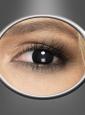 Tageslinsen schwarze Kontaktlinsen