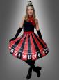 Roulette Wheel Circle Skirt