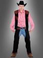 Cowboy John Herrenkostüm