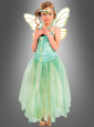 Fairy Children Costume green