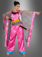 Geisha Warrior lady costume