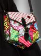 Comic Handtasche Pop Art