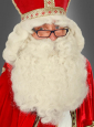 Santa Clause Beard and Wig Kit