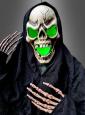 Animierter Grim Reaper Halloween 160 cm