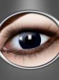 Kontaktlinsen Schwarze Hexe Jahreslinsen