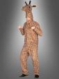 Giraffe Kostüm für Erwachsene