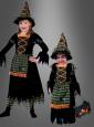 Witch Lya children costume