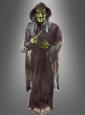 Animierte lebensgroße Hexenfigur 180 cm