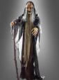 Animatronic Hexenfigur Halloween 160 cm