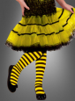 Bumble Bee Tights Child