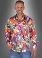 Hippie Herren Shirt Cool Fun