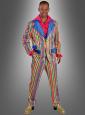 Regenbogen Outfit Disco