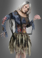 Zombie Tänzerin Kostüm