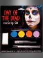 Sugar Skull Ghost Makeup
