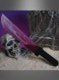 Bloody machete Halloween