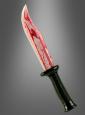 Blutender Dolch blutiges Messer