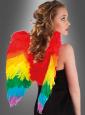 Regenbogen Flügel