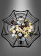 Spinnennetz Dekoschale Halloween