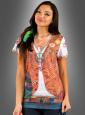 Hippie Shirt Damen