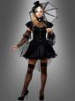 Viktorianische Puppe Gothic Kleid mit Schirm
