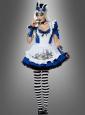 Alice im Wunderland Kleid für Damen