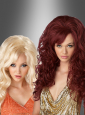 Bombshell Wig blonde or red
