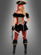 Pirate Miss Bonny Costume