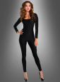 Black Catsuit Basic Costume