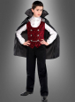 Vampire Count Children Costume