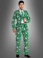 Casino Suit Black Jack Gambler