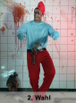 Papa Smurf Adult costume 2. rate