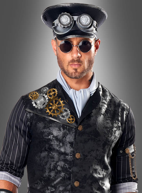 Smi Karneval Zubehör Perücke Elvis Deluxe Glamour Rockstar zum Kostüm