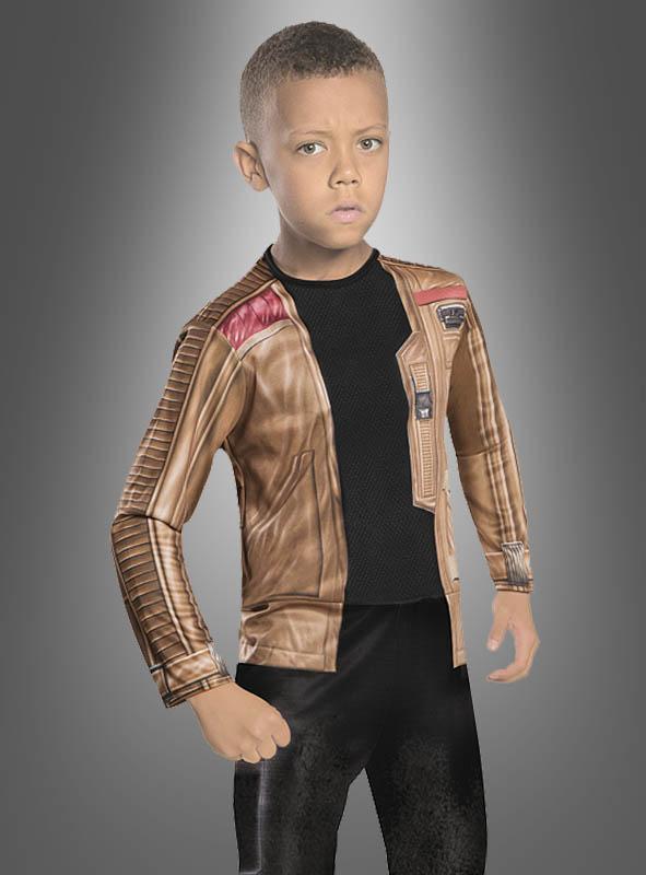 Finn Kinderkostüm Star Wars Original Lizenzkostüm