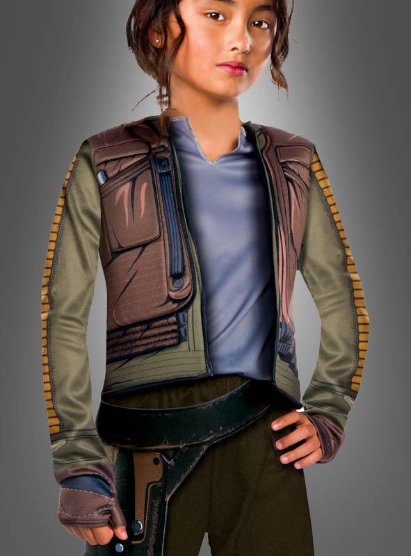 Star Wars Deluxe Jyn Erso Kinder