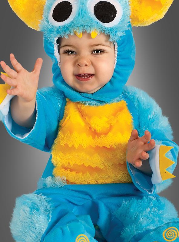 Mister Monster child costume