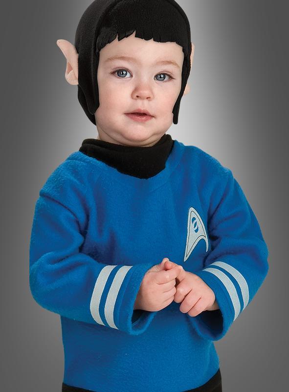 Mr. Spock Star Trek Baby Costume