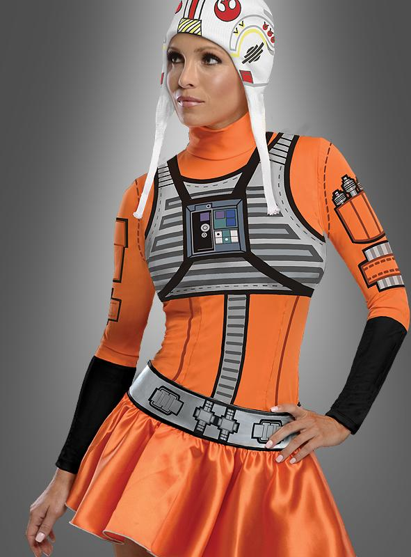 Female X-Wing Fighter