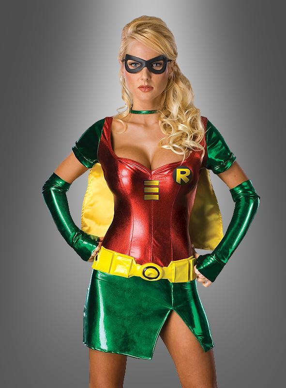 Sexy Robin Film-Kostüm
