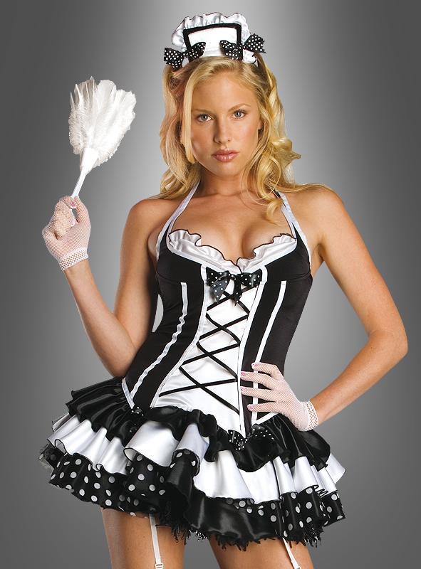 Sexy Maid Perfect French Maid