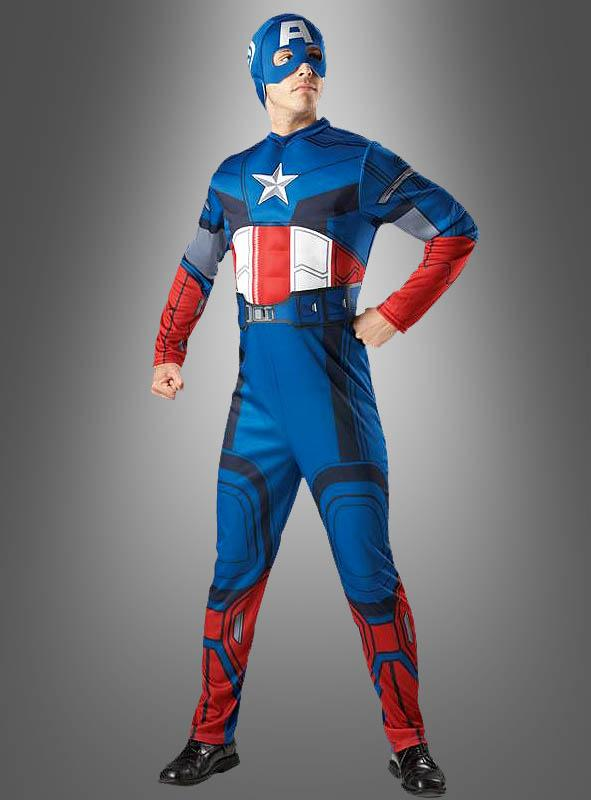 Captain America Filmkostüm Avengers