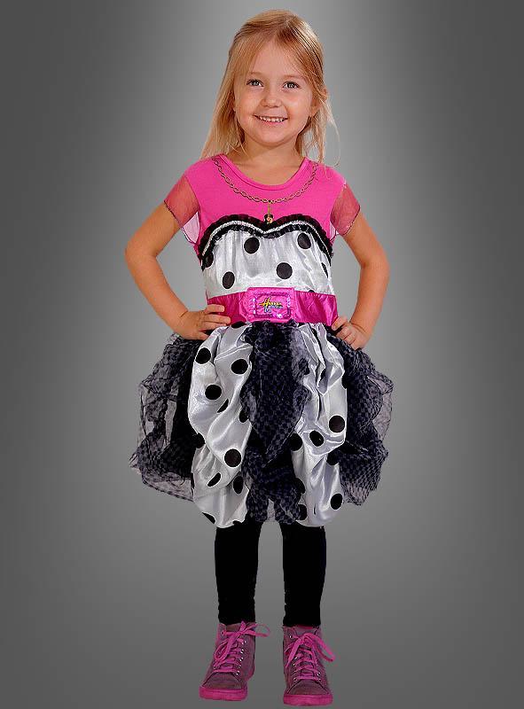 Hannah Montana Puff Ball Dress