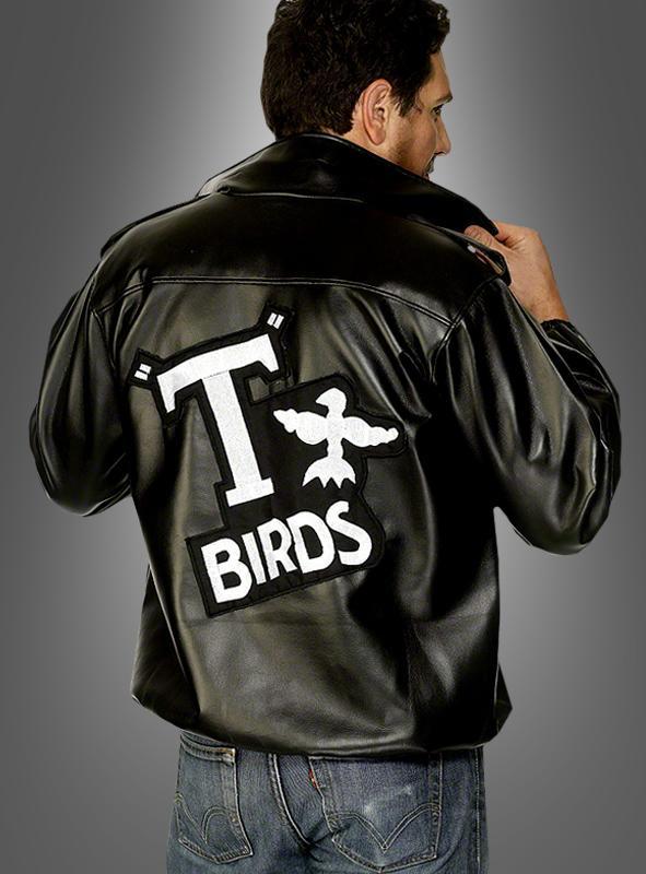 T-Bird Jacket Grease 60s