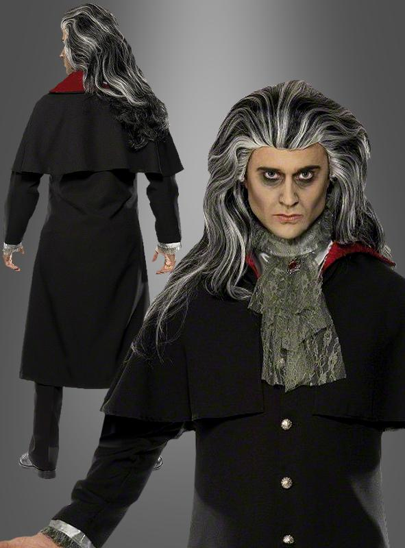 Noble Vampire Count Costume