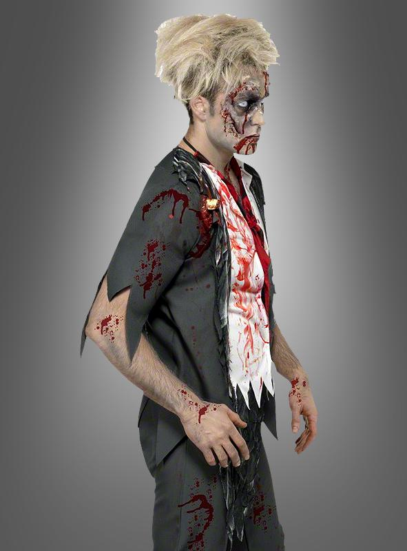 Zombie School Boy Costume