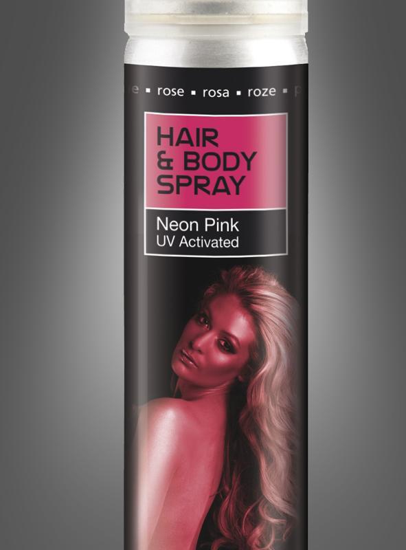 UV Haar- und Körperspray