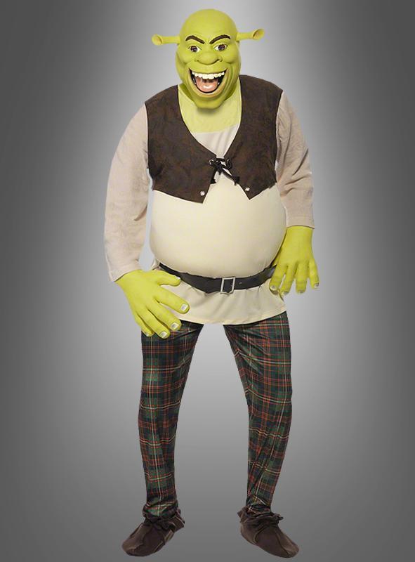 Shrek Ogre costume